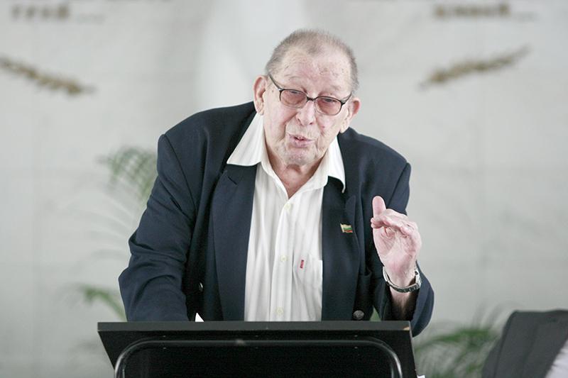 Почина легендата в българската лека атлетика  професор Константин Жалов