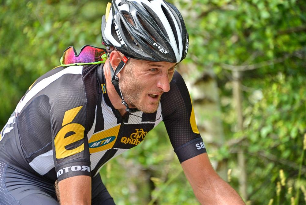 Steve Cummings Photo: Sirotti