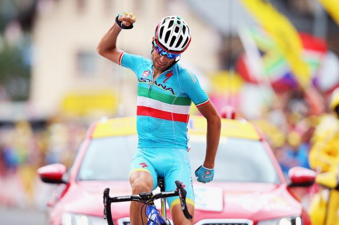 Vincenzo Nibali  Photo: Getty Images