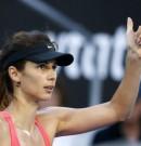 Пиронкова на първи полуфинал след завръщането си