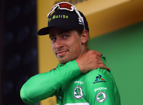 Peter Sagan Photo: Bryn Lennon/Getty Images Europe