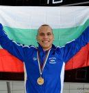 Антъни Иванов подобри 6 национални рекорда и взе 5 златни медала на първенството по плуване