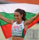 Ивет Лалова е пета в Европа на 200 метра