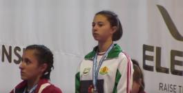 Първо злато за България от европейското по щанги в Косово