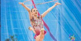 Сребро за Боряна Калейн в многобоя на Световната купа в Ташкент