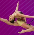 Сребро за Катрин Тасева в многобоя на Световната купа в Пезаро