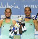 Стефани и Габриела Стоеви победиха световните №2 в бадминтона