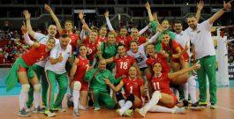 Волейболните националки са отбор №1 за юни