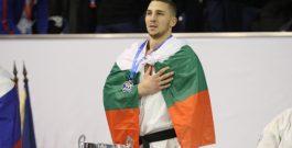 Българин е европейски шампион по карате киокушин