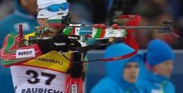 Красимир Анев с 16-о място в масовия старт на световното