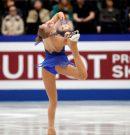 Александра Фейгин с първи медал за сезона (ВИДЕО)