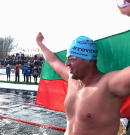 Петър Стойчев защити световната си титла в ледени води