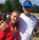 Българка със световна титла по модерен петобой