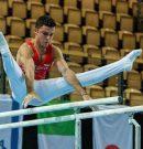 Българският гимнастик Дейвид Хъдълстоун спечели олимпийска квота