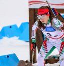 Милена Тодорова се класира в Топ 30 на световното по биатлон
