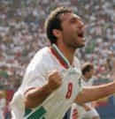 Наредиха Христо Стоичков сред най-великите футболисти в историята
