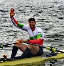 Кристиан Василев е шести в Европа на скиф