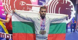 България спечели отборната титла на европейското по щанги