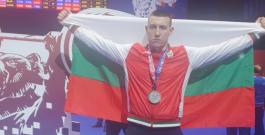 Христо Христов стана европейски вицешампион в Москва