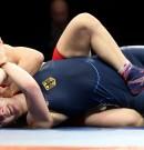 Мими Христова донесе четвърта олимпийска квота в женската борба