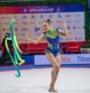 Сребро за Боряна Калейн в многобоя на Световната купа в Баку (ВИДЕО)