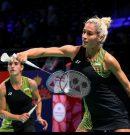 Стефани и Габриела Стоеви спечелиха втора европейска титла в бадминтона