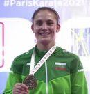 Ивет Горанова спечели историческа олимпийска квота в каратето (ВИДЕО)